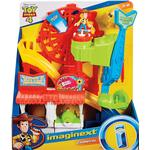 Toy Story - Play Set Fisher Price Disney Pixar Toy Story 4 Imaginext Carnival