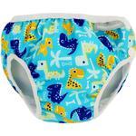 Blue - Swim Diapers Children's Clothing Imsevimse Swim Nappy - Turquoise Dino
