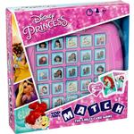 Board Games Top Trumps Disney Princess Match The Crazy Cube Game Travel