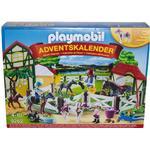 Animals - Advent Calendar Playmobil Advent Calendar Horse Farm 2017 9262