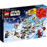 Lego Star Wars on sale Lego Star Wars Advent Calendar 2018 75213