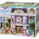 Doll House on sale Sylvanian Families Elegant Town Manor