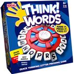 Party Games - Player Elimination Think Words
