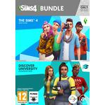 Compilation PC Games The Sims 4 + The Sims 4: Discover University Bundle