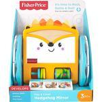 Activity Toys - Plasti Fisher Price Play & Crawl Hedgehog Mirror