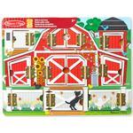 Childrens Board Games Melissa & Doug Hide & Seek Farm