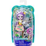 Mattel Enchantimals Larissa Lemur & Ringlet Dolls