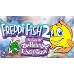 Edutainment PC Games Freddi Fish 2: The Case of the Haunted Schoolhouse