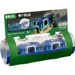 Toy Train - Plasti Brio Metro Train & Tunnel 33970