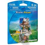 Knights - Figurines Playmobil Wolves Knight 70236