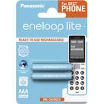 Panasonic Eneloop Lite AAA 2-pack
