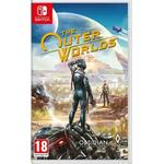 Space Nintendo Switch Games The Outer Worlds