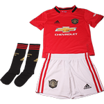 Adidas Manchester United Home Jersey Minikit 19/20 Infant
