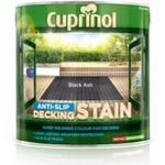 Cuprinol Anti Slip Decking Woodstain Black 2.5L