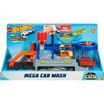 Play Set Hot Wheels Mega Car Wash