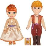 Fashion Dolls - Disney JAKKS Pacific Disney Frozen 2 Anna & Kristoff Proposal Gift Set