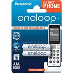 Panasonic Eneloop AAA 2-pack