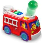Toys Bright starts Roll & Pop Fire Truck Toy
