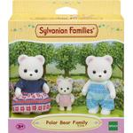Animals - Dollhouse Accessories Sylvanian Families Polar Bear Family