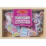 Magnetic Figures - Wood Melissa & Doug Wooden Princess Magnets