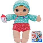 Soft Dolls on sale Hasbro Baby Alive Change N Cuddle Baby Bld Hair E3137