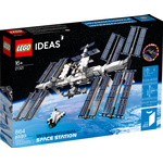 Plasti - Lego Ideas Lego Ideas International Space Station 21321