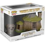 Harry Potter - Figurines Funko Pop! Twon Harry Potter Hagrid's Hut with Fang