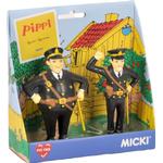 Police - Figurines Micki Kling & Klang Figures