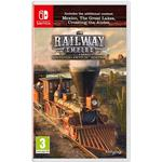 Real-Tme Strategy (RTS) Nintendo Switch Games Railway Empire: Nintendo Switch Edition