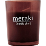 Scented Candles Meraki Nordic Pine 6.7cm Small Scented Candles