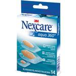 Water Resistant - Plasters 3M Nexcare Aqua 360° 14-pack