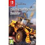 City Building Nintendo Switch Games Construction Machines Simulator