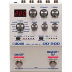 Effect Units for Musical Instruments Boss DD-200