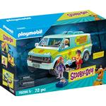 Lights Toys Playmobil Scooby Doo Mystery Machine 70286