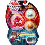 Bakugan - Action Figures Spin Master Bakugan Starter Pack Pyrus Fangzor