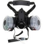 Face Mask N95 Mist Fume Chemical Respirator