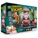 Childrens Board Games - Co-Op Spy Code Operation Escape Room