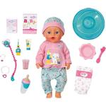 Doll Nursing & Caring on sale Zapf Baby Born Bath Soft Touch Girl 43cm