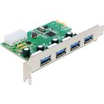 USB Type-A Controller DeLock 89363