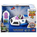 Toy Spaceship - Plasti Dickie Toys Toy Story 4 Space Ship Buzz