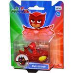 PJ Masks - Car Dickie Toys PJ Mask Single Pack Owl Glider