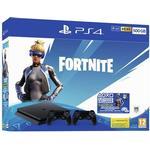 Sony PlayStation 4 Slim 500GB - Fortnite Neo Versa - 2x DualShock 4 V2