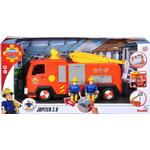 Fire fighter - Lorry Simba Fireman Sam Jupiter Including 2 Figures