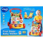 Activity Toys - Plasti Vtech Baby First Steps Baby Walker
