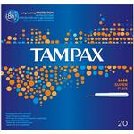 Toiletries Tampax Super Plus 20-pack