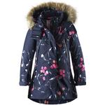 9-12M Children's Clothing Reima Kids' Muhvi Winter Jacket - Navy (521608-6983)