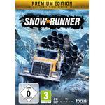 Truck Simulation PC Games SnowRunner - Premium Edition