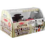 Food Toys - Plasti Melissa & Doug Scoop & Serve Ice Cream Counter
