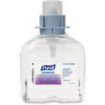 Recyclable Packaging - Hand Sanitiser Purell Advanced Hygienic Hand Sanitising Foam FMX 1200ml
