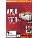 Electronic Arts Apex Legends - 6700 Coins - PC